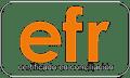 Logo EFR